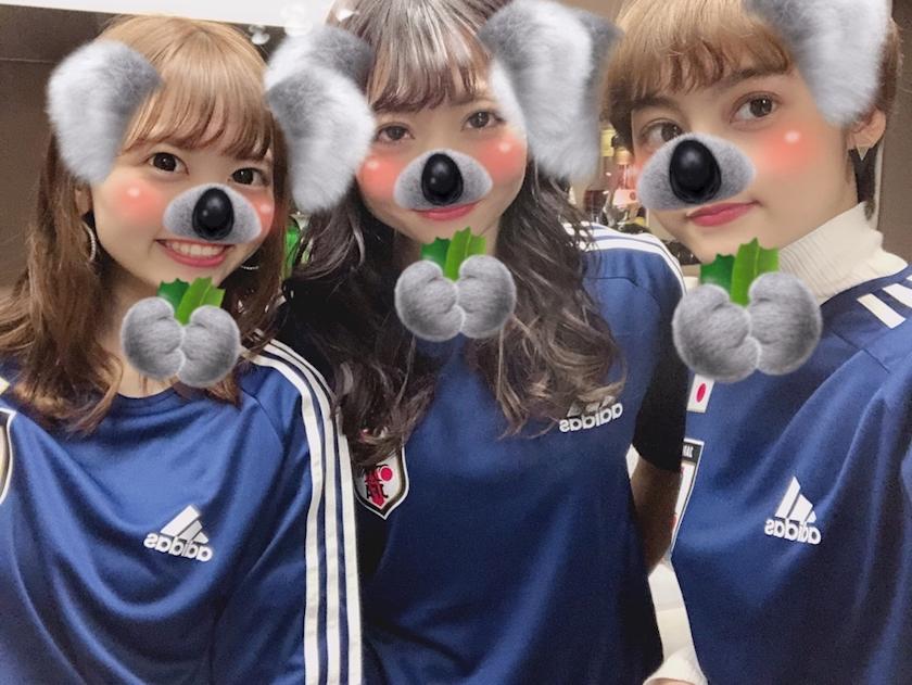 サッカー観戦⚽️!