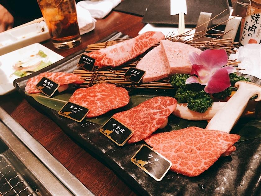 CxdMDwRJGhbYjLWQ95V l - お肉!