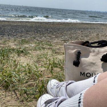 海に行ったのだよ!